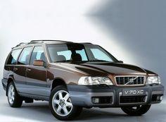 1999 Volvo V70 XC Wagon Volvo Station Wagon, Volvo Wagon, Volvo Cars, Volvo Estate, Unlock Car Door, Ferdinand Porsche, Car Photos, Motor Car, Concept Cars