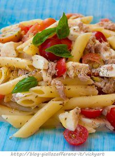 Gnocchi Recipes, Pasta Recipes, Salad Recipes, Cooking Recipes, Healthy Recipes, Healthy Food, Italian Pasta, Italian Dishes, Italian Recipes