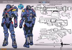 VK is the largest European social network with more than 100 million active users. Game Character Design, Character Sheet, Character Concept, Character Art, Infinity Art, Infinity The Game, Robot Concept Art, Weapon Concept Art, Superhero Characters