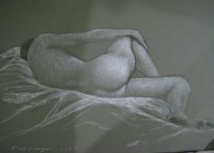 "m, 14""x17"", Charcoal, 2007-Todd Yeager"