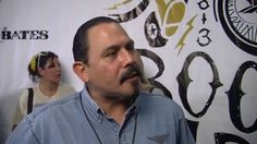 Emilio Rivera who plays Marcus Alvarez on Sons of Anarchy with Two Wheel Thunder TV  http://youtu.be/5kmnJDTy-DQ