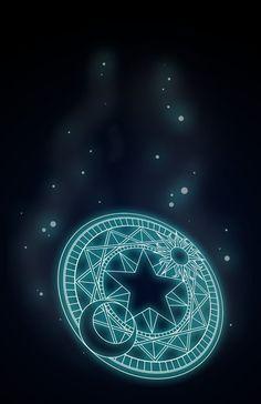 Magic circle by Korikian