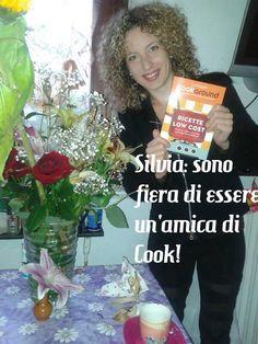Silvia, splendida testimonial!
