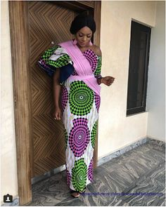 6208d2ef62b Latest 2018 Ankara Fashion  Checkout these Chic And Trendy Ankara Styles  Ankara Styles For Women