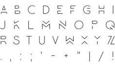 Des1gn ON | Fontes San Serif - Free Font 01-Lombok-typeface