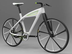 eCycle - Electric Bicycle Concept Design by Milos Jovanovic » Yanko Design