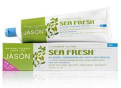JASON SEAFRESH COQ10 TOOTHPASTE 170g
