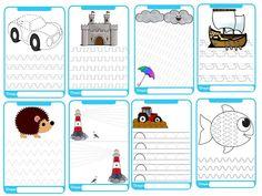 Tracing Worksheets by PrwtoKoudouni Tracing Worksheets, Teacher Pay Teachers, Teacher Newsletter, Preschool, Teaching, Greek, Kid Garden, Kindergarten, Education