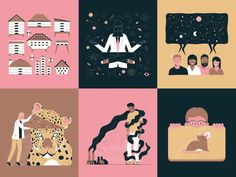 Vectober 2019 Week 2 by James Round on Dribbble Application Design, Saint Charles, Augmented Reality, Show And Tell, Graphic Design, Illustration, Illustrations