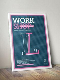 Workshop Lettering // www.facebook.com/fixioanaa