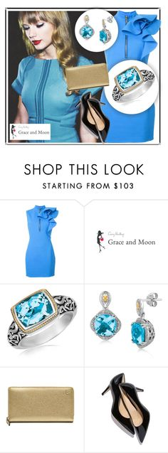 """""""SHOP - Grace and Moon Luxury"""" by ladymargaret ❤ liked on Polyvore featuring Dsquared2, women's clothing, women, female, woman, misses and juniors"""