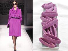 Alberta Ferretti fw 2012-13 / Lavender cookies