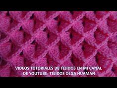 getlinkyoutube.com-punto cocodrilo tejido a crochet