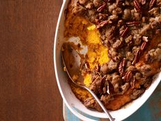 Whipped Sweet Potatoes and Bananas with Honey from FoodNetwork.com
