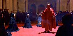 """The Hidden (And Not So Hidden) Messages in Stanley Kubrick's """"Eyes Wide Shut"""" (pt. Illuminati, Eyes Wide Shut, A Serbian Film, Ukraine, Movie Shots, Open Your Eyes, Costume Shop, Stanley Kubrick, Sketches"""