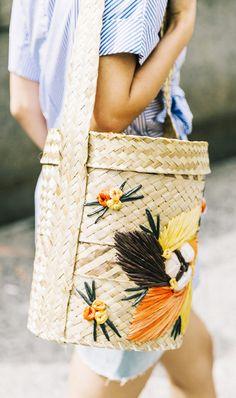 best straw bags