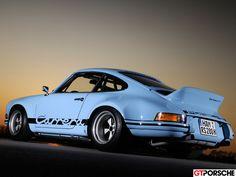 Classic 70's Porsche 911