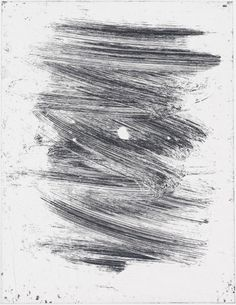 Christopher Wool, 6 + 4 portfolio, 2005, aquatint on paper, softground on paper, line etching on paper