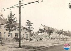 Cattepoelseweg Arnhem (jaartal: 1945) - Foto's SERC