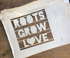 Roots Grow Love by Upcircle Design Studio Farms In London, Design Studio London, Slow Design, Design Movements, Graphic Design Studios, Sustainable Design, Innovation Design, Service Design, Design Projects