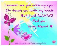 Feel you in my heart ♥