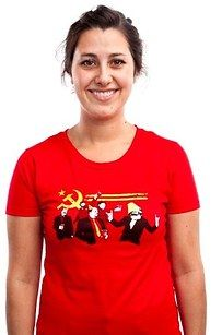 The Communist Party — $25 | 59 Clever T-Shirts Every Geek Will Appreciate