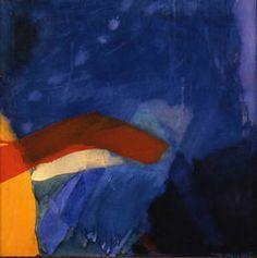 Return Engagement, 1985, by Emily Mason