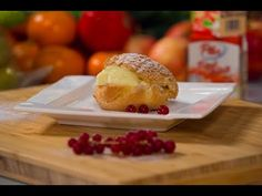 Choux à la crème • Gateste cu Chef Florin Dumitrescu - YouTube Lidl, Creme, French Toast, Dairy, Breakfast, Food, Creamed Cabbage, Morning Coffee, Essen