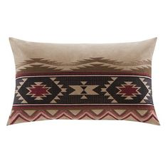 Woolrich Grand Canyon Tribal Decorative Pillow