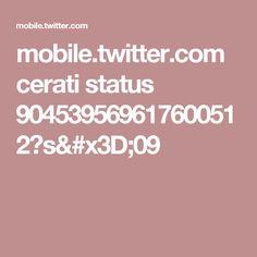 mobile.twitter.com cerati status 904539569617600512?s=09