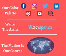 We are Artists who leverage the power of data-centric approach to help you conquer the market. #wearewoosper. We redefine Digital Marketing Solutions to scale your business.  #woosper #digitalmarketing #smo #facebookmarketing