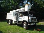 GMC TOPKICK Tree Cutter, Trucks, Truck