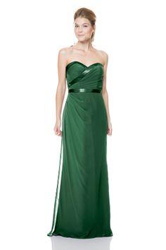 BariJay.com #bridal #bridesmaid #emerald