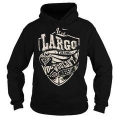 I Love Its a LARGO Thing (Dragon) - Last Name, Surname T-Shirt T-Shirts