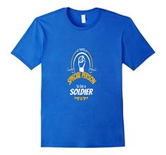 Men's It Takes A Special Person To Be A Soldier 3XL Royal... http://www.amazon.com/dp/B01FOE0YZW/ref=cm_sw_r_pi_dp_IB3nxb12CCWK1  #epicwear #amazon #merchbyamazon #soldiertshirt