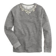 Jeweled collar- love it!
