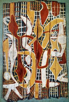 Australian Aboriginal Art Artist unknown