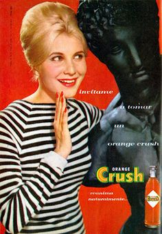 vintage orange crush advertisement mexico Orange Crush, Orange You Glad, Vintage Ads, Iowa, Crushes, Advertising, Council Bluffs, Magazines, Beverages