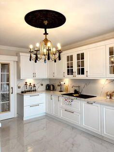 Kitchen Room Design, Home Decor Kitchen, Kitchen Furniture, Furniture Design, Küchen Design, House Design, Pent House, Minimalist Decor, Diy Room Decor