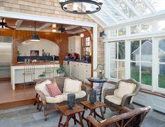 Baud #1 - traditional - Sunroom - Providence - Baud Builders, Inc.