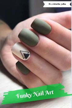 Color white 15 Pretty Nails Colors For Women 2019 Funky Nail Art Color White Glitter For Your Nails with Specially In Black And Pink Combination Nails With Unique Style Picture Credit Funky Nail Art, Funky Nails, Cute Nails, Green Nail Art, Best Acrylic Nails, Summer Acrylic Nails, Summer Nails, Pretty Nail Colors, Pretty Nails