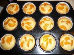 Nutella Muffins, Pancake Muffins, Mini Muffins, Cake Factory, Sweets Cake, Best Food Ever, Muffin Cups, Cakes And More, Love Food