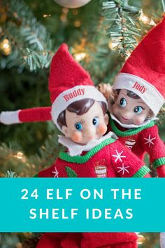 15 Creative Elf on the Shelf Ideas for a Magical Christmas - dude mom Crafts To Sell, Diy And Crafts, Crafts For Kids, Magical Christmas, Christmas Elf, Christmas Ideas, Elf On The Shelf, Shelf Elf, Buddy The Elf