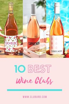 Best Wine Clubs to Join 2020 / Wine Subscription / Top 15 – Cluburb California Wine Club, The Wine Club, Wine Club Monthly, Best Wine Clubs, Wine Club Membership, Wine Stand, Organic Wine, Subscription Gifts, Wine Gift Baskets