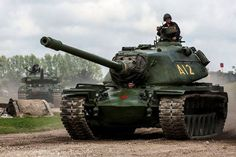 M103A2 on Tankfest 2014, Bovington Museum