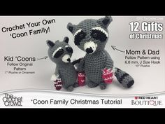 111 Best Free Video Tutorials by Mikey of The Crochet Crowd images