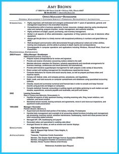 real estate resume with no experience Real Estate Broker Resume  Template regina magid