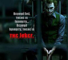 I love this... The Joker!