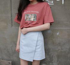 Korean Fashion Trends you can Steal – Designer Fashion Tips Korean Fashion Trends, Korean Street Fashion, Korea Fashion, Asian Fashion, Cute Fashion, Daily Fashion, Girl Fashion, Fashion Outfits, Fashion Design