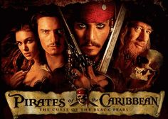 Love the whole Pirates of the Caribbean series